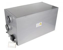 Vents ВУТ 400 ЭГ ЕС с LCD (Приточно-вытяжная установка) - фото 4656