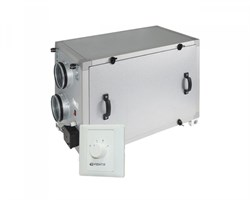 Vents ВУТ 600 Г (пластинчатый рекуператор)  (Приточно-вытяжная установка) - фото 4672