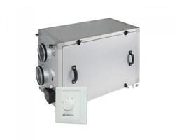 Vents ВУТ 1000 Г (пластинчатый рекуператор)  (Приточно-вытяжная установка) - фото 4673