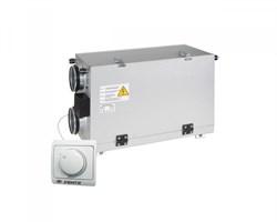 Vents ВУТ 300 Г мини (пластинчатый рекуператор) (Приточно-вытяжная установка) - фото 4679
