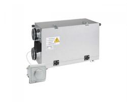 Vents ВУТ 300 Г мини ЕС (пластинчатый рекуператор) (Приточно-вытяжная установка) - фото 4682
