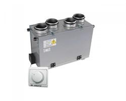 Vents ВУТ 300 В мини (пластинчатый рекуператор) (Приточно-вытяжная установка) - фото 4685