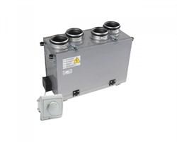Vents ВУТ 200 В мини ЕС (пластинчатый рекуператор) (Приточно-вытяжная установка) - фото 4686
